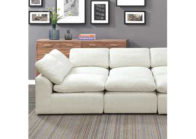 Joel Beige Sleeper Sofa