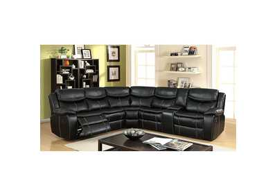 Image for Gatria II Sectional w/Console