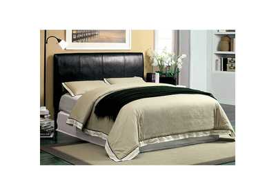 Image for Villa Park ll Espresso Leatherette Queen Headboard