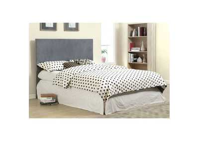 Image for Winn Park ll Grey Queen Headboard