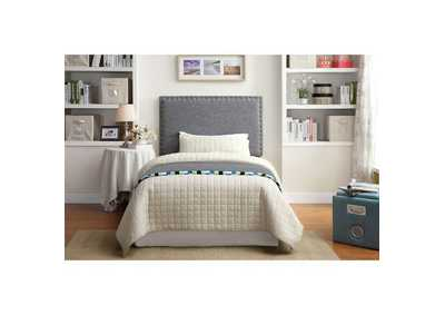 Herstal Grey Queen/Full Headboard