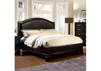 Image for Winsor Espresso California King Platform Bed