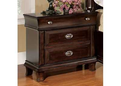 Image for Arden Brown Nightstand