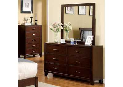 Image for Gerico II Brown Dresser