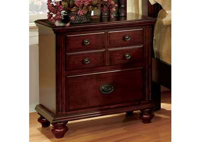 Image for Gabrielle II Cherry Nightstand