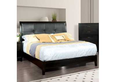 Image for Enrico I Espresso Full Platform Bed