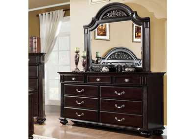 Image for Syracuse Dark Walnut Dresser