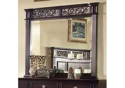 Image for Syracuse Dark Walnut Mirror
