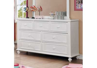 Image for Olivia White Dresser
