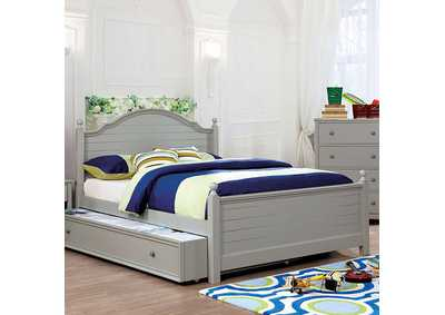 Image for Diane Gray Full Platform Bed