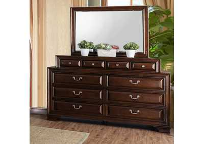Brandt Brown Cherry Dresser