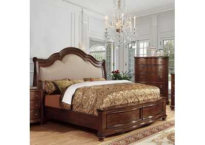 Image for Bellavista Eastern King Upholstered Platform Bed