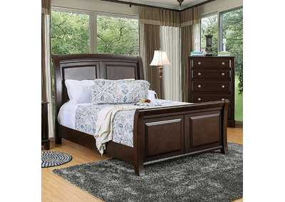Image for Litchville Brown Queen Sleigh Bed