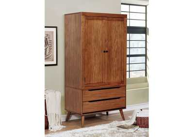Image for Lennart Oak Armoire