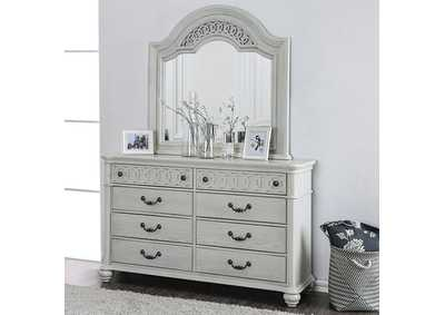 Fantasia White Dresser,Furniture of America