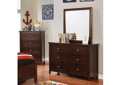 Image for Brogan Brown Dresser