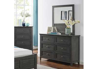 Image for Brogan Grey Dresser