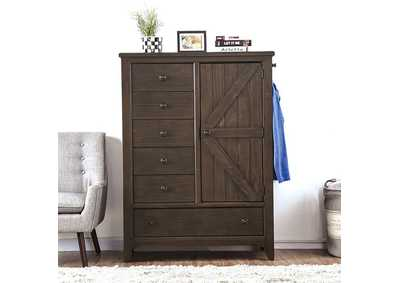 Westhope Brown Armoire