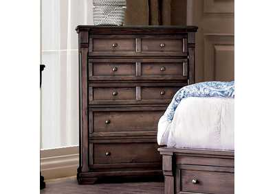 Amadora Brown Chest