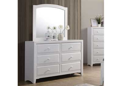 Image for Kirsten White Dresser