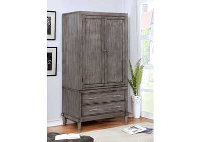 Image for Daphne Gray Armoire