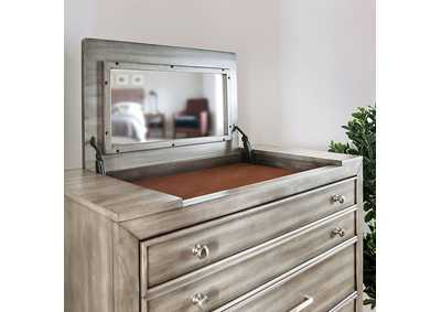 Image for Daphne Gray Drawer Chest