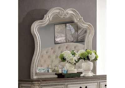 Image for Lysandra White Mirror