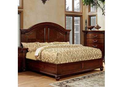 Grandom Cherry Queen Platform Bed