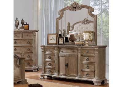 Image for Montgomery Rustic Natural Dresser