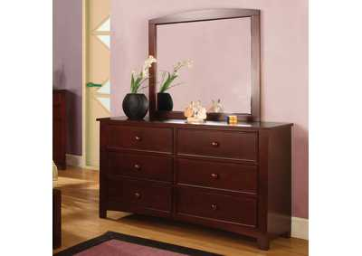 Image for Omnus Cherry Dresser