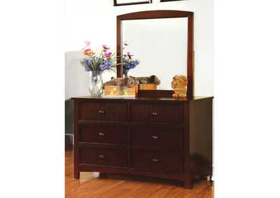 Image for Omnus Dark Walnut Dresser