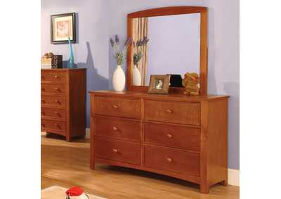 Image for Omnus Oak Dresser