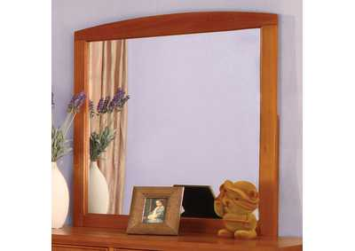 Image for Omnus Oak Mirror