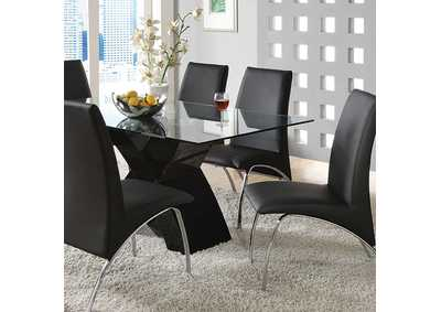 Image for Wailoa Black Dining Table