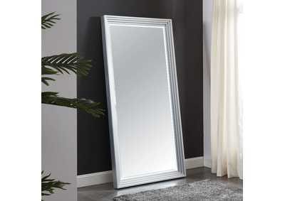 Image for Karly White Hallway Mirror