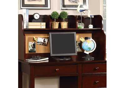 Image for Omnus Cherry Desk Hutch