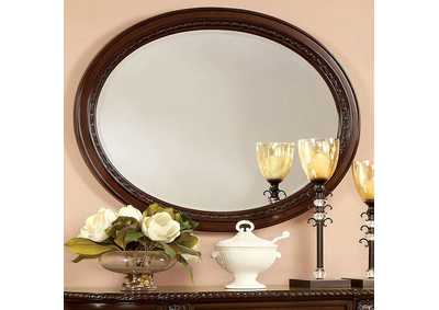 Image for Bellagio Brown Mirror
