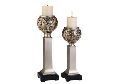 Image for Candle Holder Set of 4