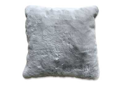 Caparica Gray Accent Pillow