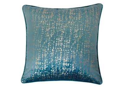 Image for Belle Blue Accent Pillow (Set of 2)