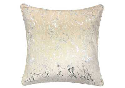 Bria Beige Accent Pillow (Set of 2)
