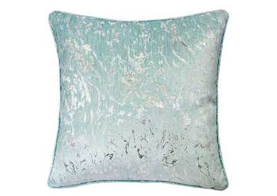 Bria Green Accent Pillow (Set of 2)
