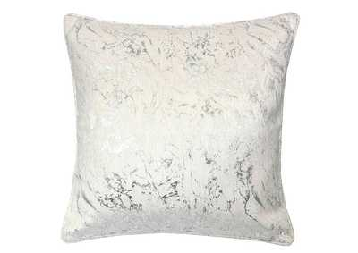 Bria White Accent Pillow (Set of 2)