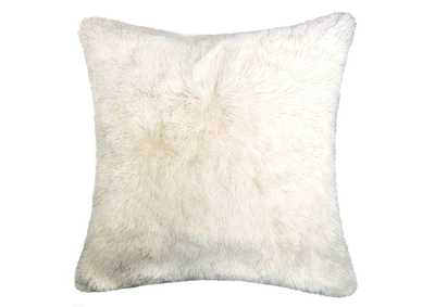 Hilary White Accent Pillow (Set of 2)