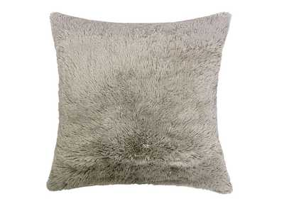 Hilary Beige Accent Pillow (Set of 2)