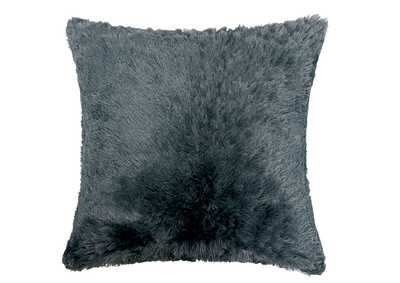 Hilary Black Accent Pillow (Set of 2)