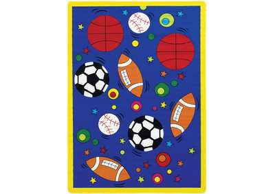 Image for Abbey Sports Area Rug