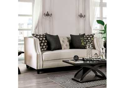 Image for Aniyah Beige Sofa