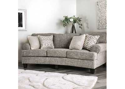 Image for Pierpont Gray Sofa