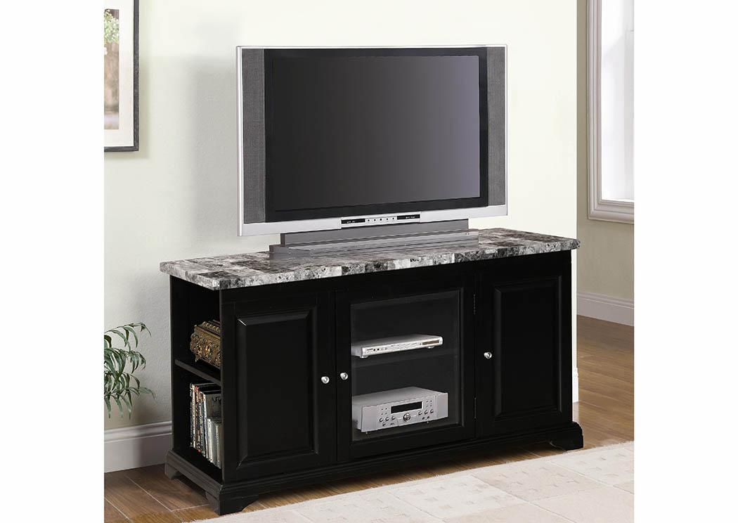 Renaissance Philadelphia Pa Black 48 Inch Tv Stand